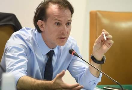 Florin Citu, ministrul propus al Finantelor, a primit aviz negativ de la comisiile de specialitate din Parlament