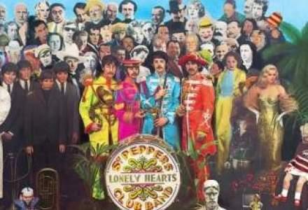 Un album The Beatles s-ar putea vinde la licitatie cu 110.000 de euro