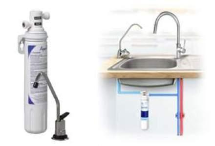 (P) Apa filtrata - cea mai buna solutie pentru o apa curata si sigura