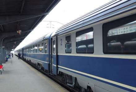 CFR Calatori prezinta, in Gara Baneasa, cinci tipuri de vagoane modernizate