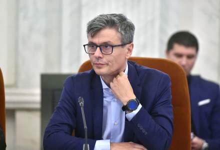 Virgil Popescu, validat de comisiile parlamentare pentru postul de ministru al Economiei, Energiei si Mediului de Afaceri