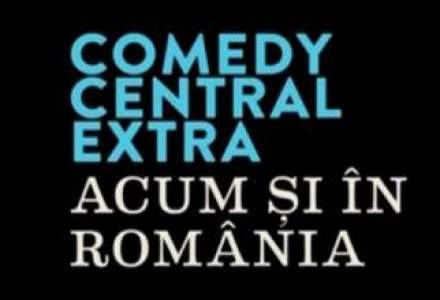 Comedy Central Extra, o televiziune cu seriale, animatie si stand-up comedy, s-a lansat in Romania
