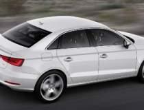 Primele imagini cu Audi A3...