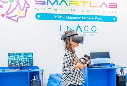 [FOTO+VIDEO] Cum arata laboratorul de 100.000 de euro, cu roboti si imprimante 3D. Aici se pregatesc angajatii viitorului