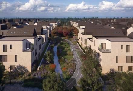 Prime Kapital a obtinut aprobarea Planului Urbanistic Zonal pentru proiectul de locuinte Avalon Estate din Pipera