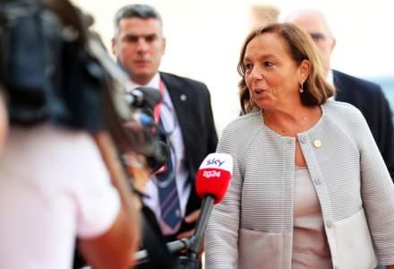 """""""Nu exista nicio invazie"""" de imigranti ilegali in Italia, sustine noul ministru de interne Luciana Lamorgese"""
