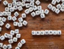 Scoala de gramatica...