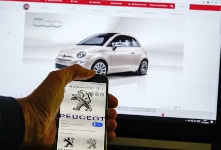 Detalii din culisele fuziunii Fiat-Chrysler - PSA: grupul PSA plateste 5 miliarde de euro
