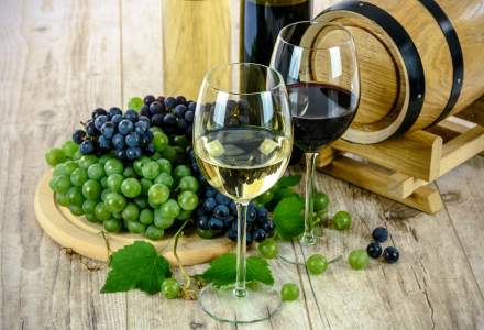 OIV: Romania a avut o productie de vin de 4,9 milioane hectolitri in 2019, in scadere cu 4%