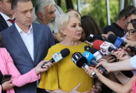 Dancila spune ca nu a discutat cu Liviu Dragnea, care ar fi iesit din inchisoare pentru o zi