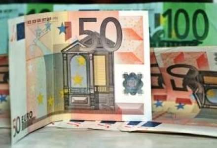 Leul pierde teren in fata euro dupa trei sedinte pe apreciere