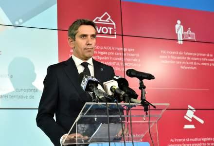 Purtatorul de cuvant al PNL, Ionel Danca, numit sef al cancelariei premierului