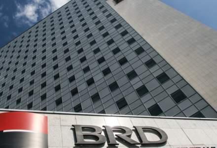BRD si-a majorat profitul net cu 7,4% in primele 9 luni ale anului