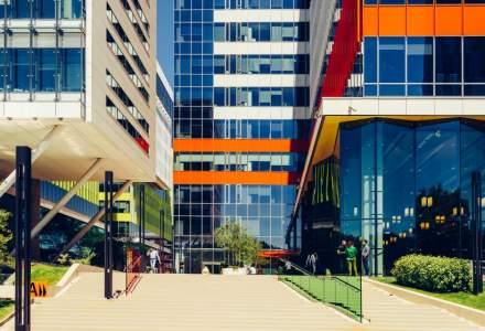 Zonele din Bucuresti cu cele mai multe locuinte in constructie langa proiecte de spatii de birouri