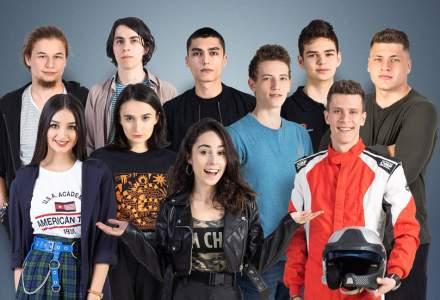 20 la puterea 20, proiectul Metropolitan Life, continua sa faca cunoscute povestile tinerilor romani