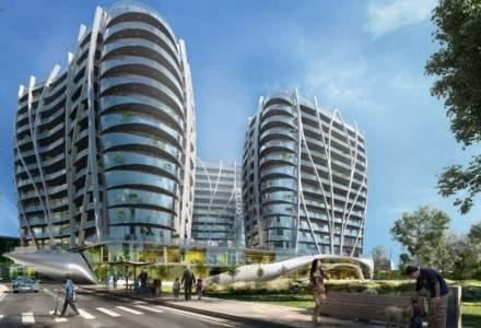 Metropolitan Residence dezvolta proiectul de apartamente si spatii de birouri Crown Towers in zona Soseaua Nordului - Herastrau