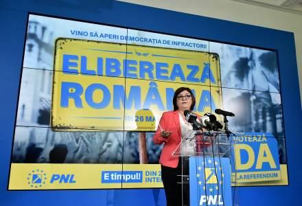 Adina Valean a fost acceptata pentru functia de comisar european pentru Transporturi