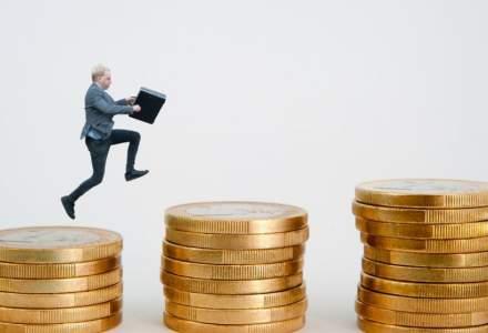 Salariul mediu nominal net , cu 38 de lei mai mare in septembrie fata de luna precedenta