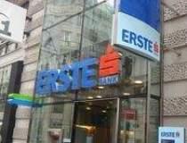 Erste Bank a trecut la o...