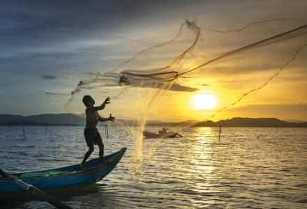 Un brasovean a fost prins cu 300 de kilograme de peste, pescuit ilegal