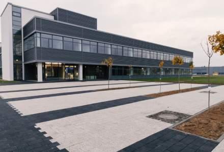 Bosch a investit 7 mil. euro la Blaj intr-o noua cladire de spatii de birouri si laboratoare de testare