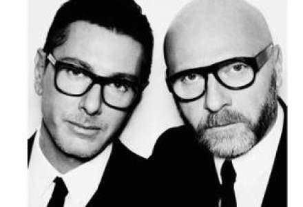 Record: Stilistii Dolce & Gabbana, amendati cu 343 mil. euro pentru evaziune fiscala