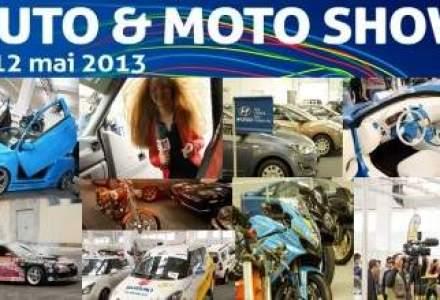 Exporom pregateste o expozitie auto in luna mai
