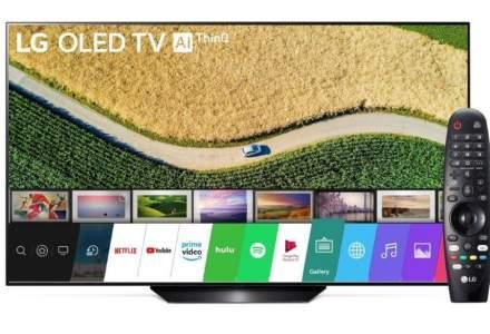 "Bute, LG: Modelele de TV ,,future proof"", vedetele Black Friday 2019"