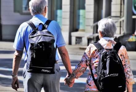 Profilul alegatorilor: 55% din votantii lui Dancila sunt pensionari, majoritatea votantilor lui Iohannis au studii medii