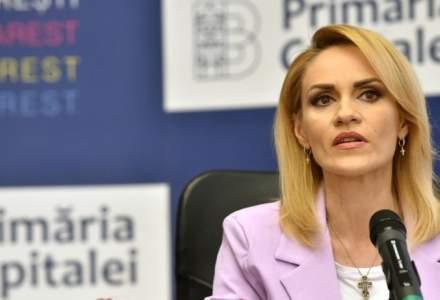 """Primarul Gabriela Firea vrea sa-i acorde titlul de cetatean de onoare lui Cornel Dinu, pe care il numeste eronat """"fost antrenor principal la Steaua Bucuresti"""""""