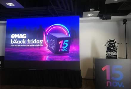 Black Friday 2019 la eMAG: au fost anuntate OFICIAL principalele oferte! Despre ce produse este vorba