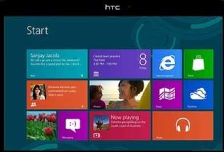 HTC nu renunta: revine pe piata tabletelor mizand pe Windows 8. Le va reusi?