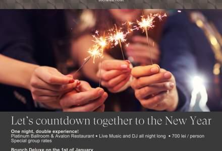 (P)Revelion in inima orasului la Sheraton Bucharest Hotel