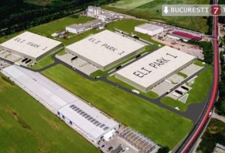 Colliers va administra prima faza a parcului logistic dezvoltat de Element Industrial in nordul Capitalei