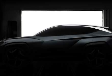 Hyundai: primele teasere pentru conceptul unui SUV plug-in hybrid