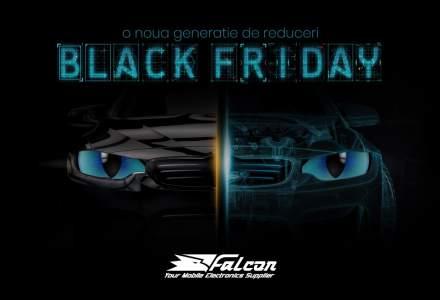 Black Friday 2019 la Falcon Electronics: reduceri de pana la 72% pe 15 noiembrie