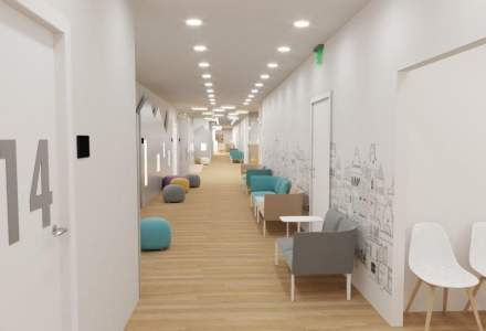 Reteaua de sanatate Regina Maria a inaugurat cea mai mare policlinica privata de pediatrie din Bucuresti