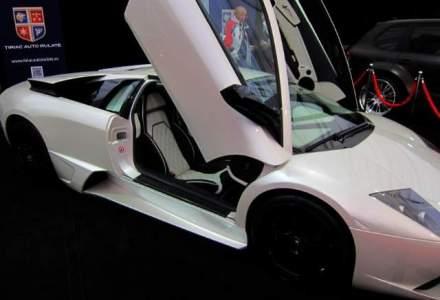 Tiriac Auto Rulate expune la Salonul Auto doua masini de peste 600 CP