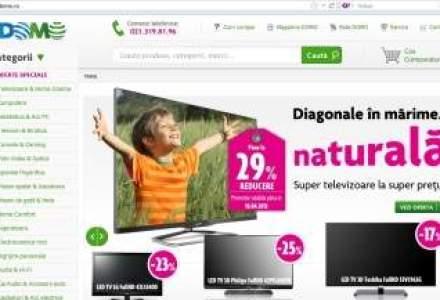 Domo a lansat o companie pentru online. Se numeste Digistore si e condusa de Lorand Szarvadi