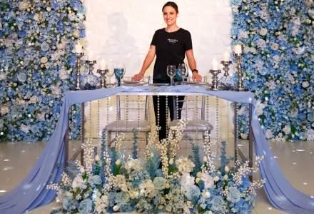 (P) Carmen Ionita, antreprenor si event planner: Cifra de afaceri in zona organizarii de evenimente ajunge la 1 milion de euro pe an