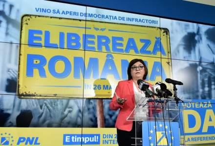 """Adina Valean a fost validata de Comisia de transporturi a Parlamentului European cu 36 de voturi """"pentru"""""""