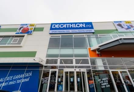 Decathlon a deschis primul magazin din Targoviste si a ajuns la o retea de 27 de unitati