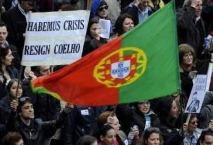 Portughezii au respins masurile de austeritate din acordul cu UE/FMI