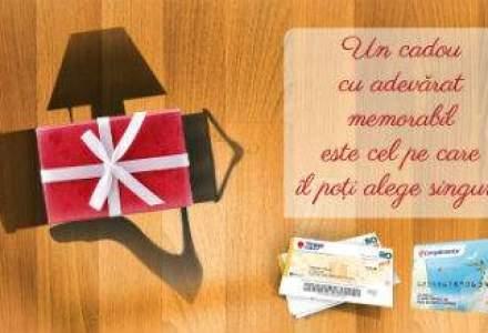 (P) Un cadou cu adevarat memorabil este cel pe care il poti alege singur!