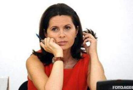 Adriana Saftoiu, aleasa purtator de cuvant al PDL: E o provocare, sper sa fac fata