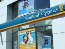 Vanzarea Bank of Cyprus, in...