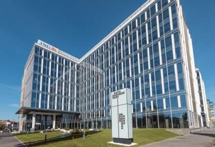 ING Bank s-a mutat in proiectul de spatii de birouri Expo Business Park din zona Expozitiei: cum arata noul sediu al bancii in Romania