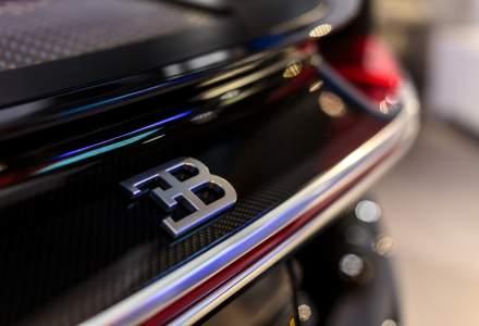 Bugatti vrea un model electric. Va costa 1 MIL. euro