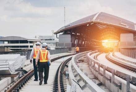 A fost semnata autorizatia de construire pentru inca trei tronsoane de cale ferata care leaga Gara de Nord de Otopeni