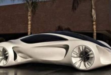 ZECE concepte de masini care ne vor face sa regandim viitorul
